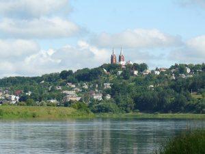 Skyline of Vilkija, source: Wikimedia Commons